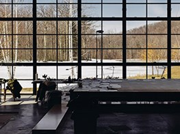 Roni Horn talks remote control in her upstate New York retreat