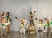 'Zaman/Edan: The Age of Craziness' Heri Dono