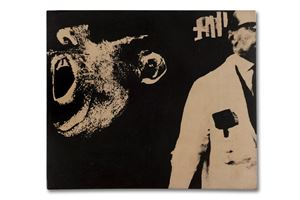 Stop 28 by Peter Kennard contemporary artwork