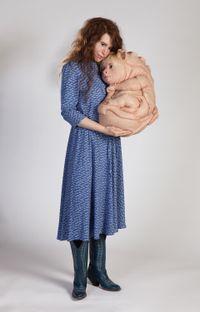 The Bond by Patricia Piccinini contemporary artwork sculpture