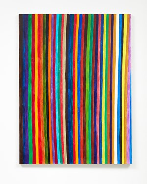 Lines (Transparent Colours) by Renee Cosgrave contemporary artwork