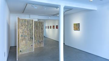 Contemporary art exhibition, Diane Chappalley, Behind Closed Doors at Informality, Henley on Thames