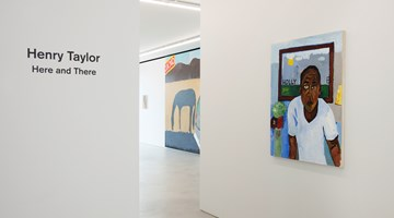 Contemporary art exhibition, Henry Taylor, Here and There at Blum & Poe, Tokyo