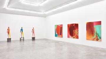 Contemporary art exhibition, Allen Jones, Allen Jones at Almine Rech, Rue de Turenne, Paris
