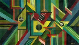 Harmony by Handrio contemporary artwork