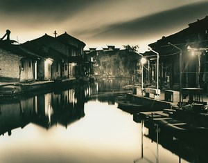 Venice of China by Roman Loranc contemporary artwork