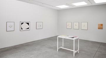 Contemporary art exhibition, Jürgen Partenheimer, [memoria] at Kristof De Clercq gallery, Ghent