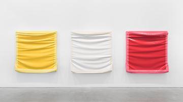Contemporary art exhibition, Angela De La Cruz, Layers at Galerie Thomas Schulte, Berlin