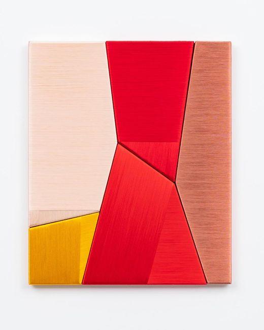 Random Chromatics Pixels N.61 by Alice Anderson contemporary artwork