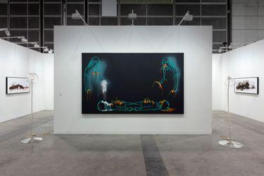 Pilar Corrias, Art Basel in Hong Kong (29–31 March 2018). Courtesy Pilar Corrias.