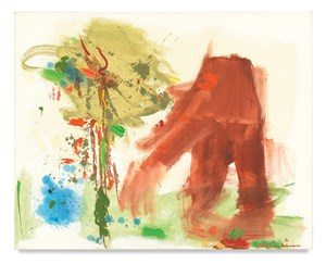 The Old and the Becoming by Hans Hofmann contemporary artwork