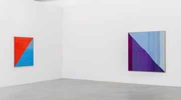 Contemporary art exhibition, Brent Wadden, Banks / Bars at Almine Rech, Brussels