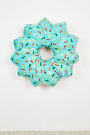 XXL Donut 016 by Jae Yong Kim contemporary artwork sculpture