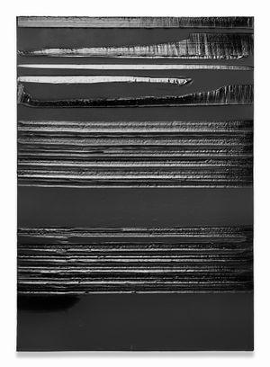 Peinture 181 x 128 cm, 26 juillet 2020 by Pierre Soulages contemporary artwork painting