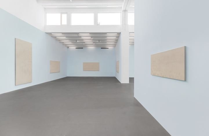 Exhibition view: Qiu Shihua,Empty/Not Empty, Galerie Urs Meile Beijing (28 March–31 May 2020).  Courtesy the Artist and Galerie Urs Meile, Beijing-Lucerne.