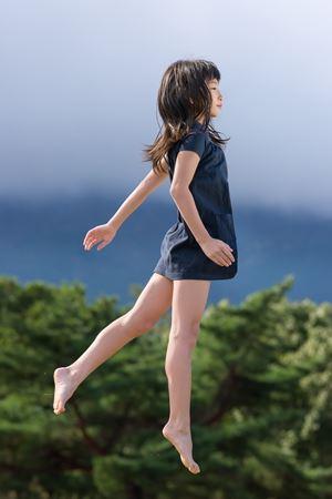 Playing Levitation 1 by Hisaji Hara & Natsumi Hayashi contemporary artwork