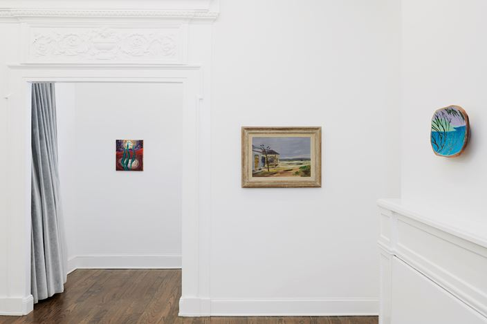 Exhibition view: Group Exhibition, Landscapes of the South, Mendes Wood DM, New York (30 January–30 April 2020). Courtesy Mendes Wood DM.