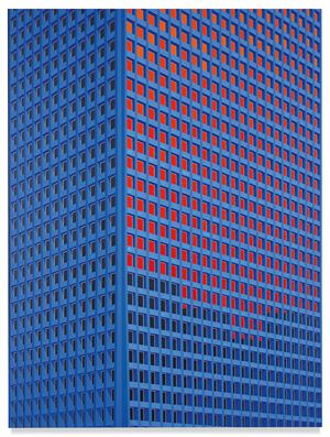 Tower, Houston by Daniel Rich contemporary artwork