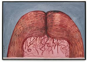 Musa by Philip Guston contemporary artwork