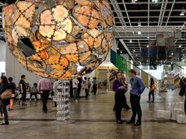 Art Basel Makes A Difference In Asia
