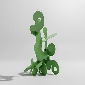 Sedna (medium) by Misha Milovanovich contemporary artwork