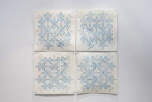 The errant (Moment 2) by Nicène Kossentini contemporary artwork