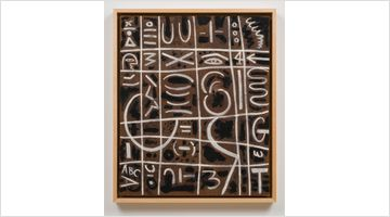 Contemporary art exhibition, Adolph Gottlieb, Pictographs at Pace Gallery, East Hampton, USA