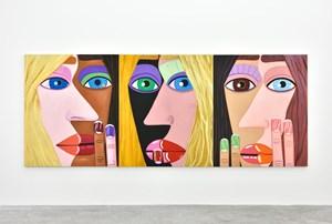 Fugue by Brian Calvin contemporary artwork