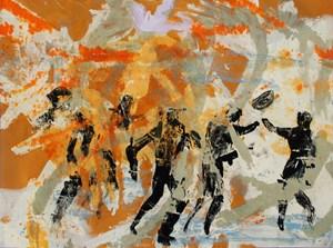 3886 by Eduardo Hoffmann contemporary artwork