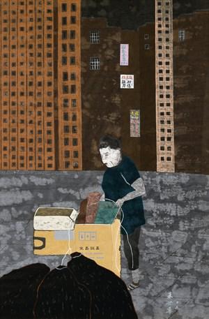 Hard Life by Chu Hing-Wah contemporary artwork