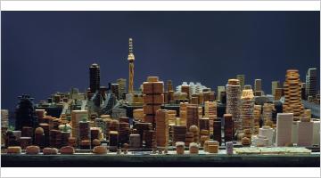 Contemporary art exhibition, Song Dong: Sketch at Duddell's, Hong Kong