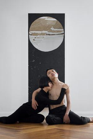 Pietas by Isaac Chong Wai contemporary artwork