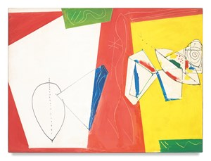 Composition No. 5 by Hans Hofmann contemporary artwork