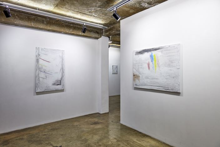 Exhibition view: Sen Chung,Formed The Universe, CHOI&LAGER Gallery, Seoul (24 September–15 October 2019). CourtesyCHOI&LAGER Gallery.