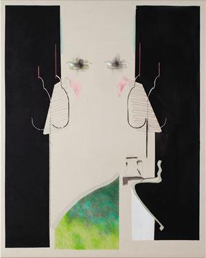 Untitled by Stelios Karamanolis contemporary artwork