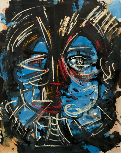 Friends by Michael (Corinne) West contemporary artwork