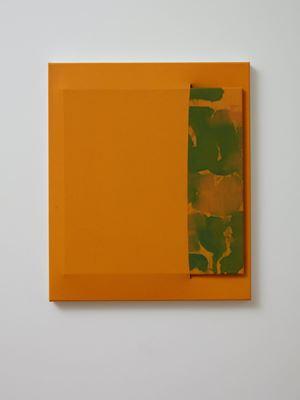 Caps by Oliver Perkins contemporary artwork
