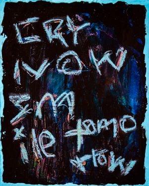 Cry today, smile tomorrow #4 by Takashi Hara contemporary artwork