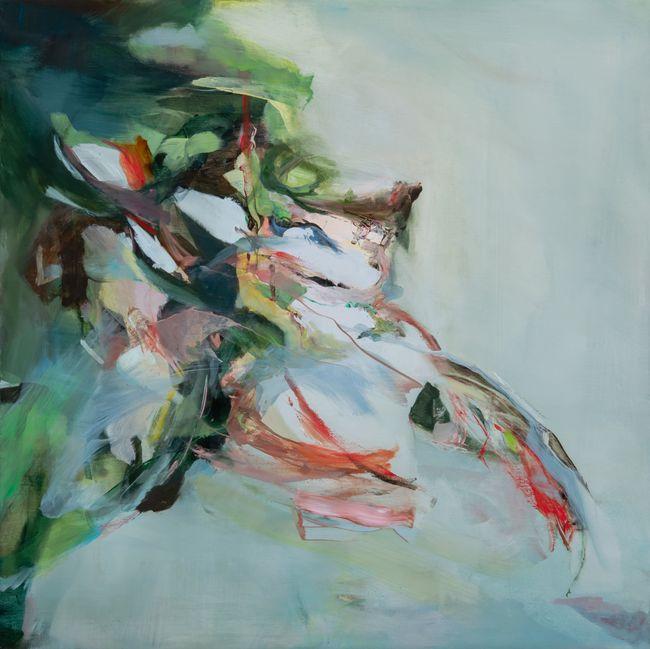 bird song by Hollis Heichemer contemporary artwork