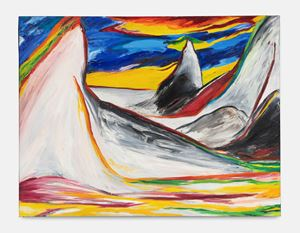 Gulwar III by Jacqueline de Jong contemporary artwork