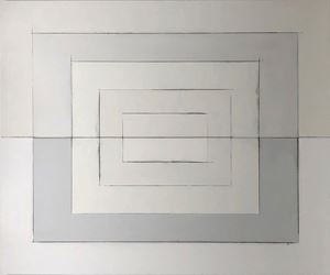 Space Drawing by Chunghyung Lee contemporary artwork