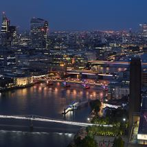Leo Villareal's 'Illuminated River' Adds Westminster and Lambeth Bridges
