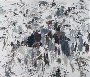 Untitled 2017-32 by Huang Yuanqing contemporary artwork