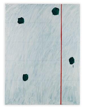 Green Kiss by Mary Heilmann contemporary artwork