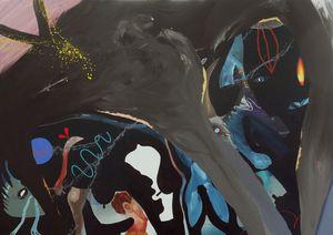 Trauma by David Lehmann contemporary artwork painting