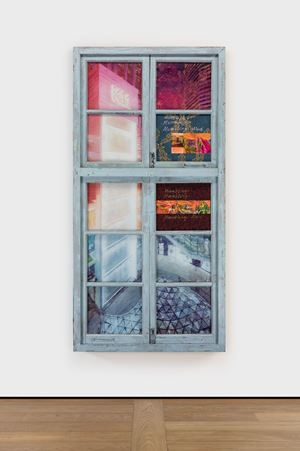 Tetris Window · K11 by Li Qing contemporary artwork