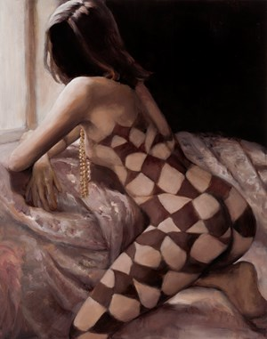 Loveless by Heidi Yardley contemporary artwork