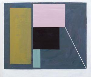 Off Centre by Simon Blau contemporary artwork