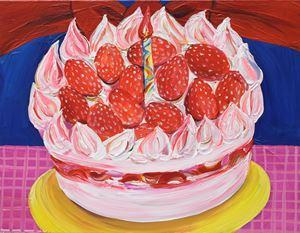Birthday by Aki Kondo contemporary artwork