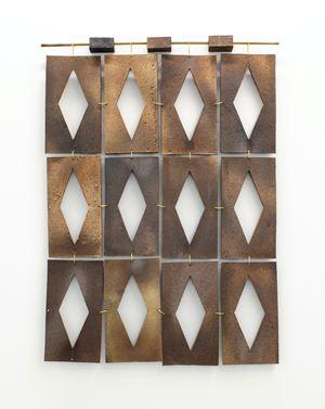 Diamond Tiles by Jaime Jenkins contemporary artwork